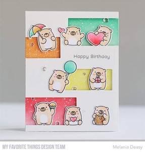 Bilde av MFT Bitty Bears stamp set