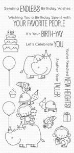 Bilde av MFT Birth-Yay stamp set