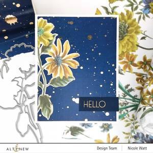 Bilde av Altenew Wild Flora Washi Tape