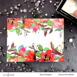 Bilde av Altenew Vibrant Spray Die Cut Tape