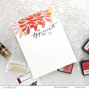 Bilde av Altenew Bitty Botanicals Stamp Set