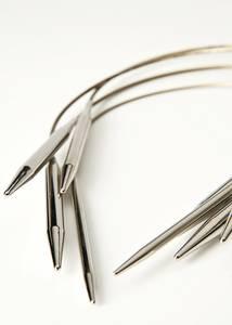 Bilde av Addi rundpinner metall 40 cm - 2,0 mm