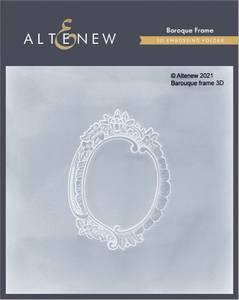 Bilde av Altenew Baroque Frame 3D Embossing Folder