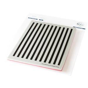 Bilde av Pinkfresh Studio Pop out: Straight stripes stamp