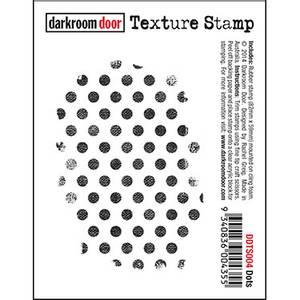 Bilde av Darkroom Door Texture Stamp - Dots