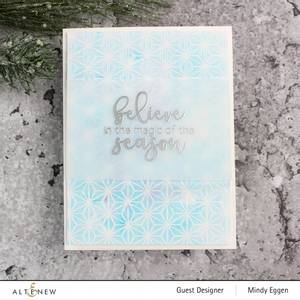 Bilde av Altenew Believe Stamp Set