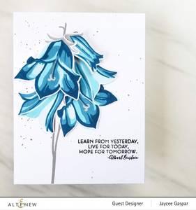Bilde av Altenew Build-A-Flower: Bellflower