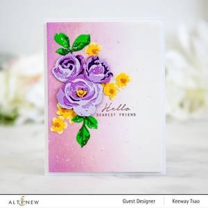 Bilde av Altenew Gradient Cardstock Set - Shades of Purple
