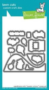 Bilde av Lawn Fawn Coaster Critters - Lawn Cuts