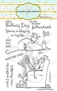 Bilde av 3C/ Anita Jeram - For Dad stamp set