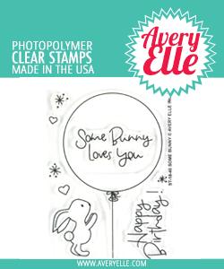 Bilde av Avery Elle Some Bunny Clear Stamps