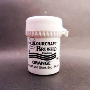 Bilde av Colourcraft Brusho Orange