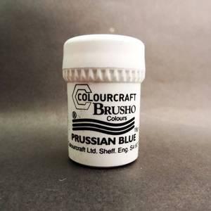Bilde av Colourcraft Brusho Prussian Blue