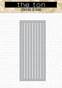 Bilde av The Ton Slimline Long Stripes Die