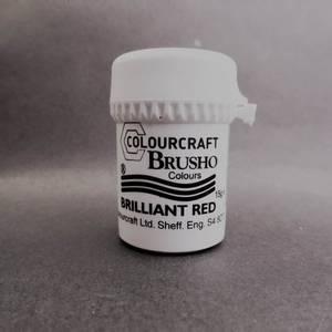 Bilde av Colourcraft Brusho Brilliant Red