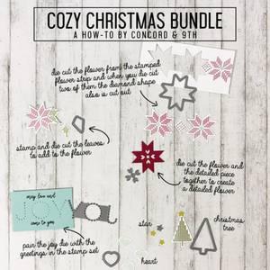 Bilde av Concord & 9th Cozy Christmas Dies