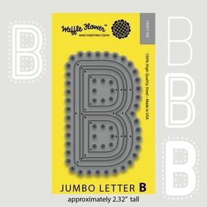 Bilde av Jumbo Letter B Die