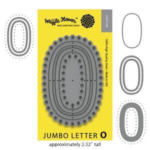 Bilde av Jumbo Letter O Die