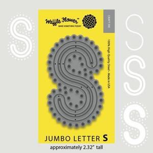 Bilde av Jumbo Letter S Die