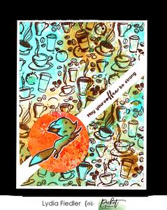 Bilde av Picket Fence Studios Love of Coffee