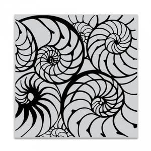 Bilde av Hero Arts Nautilus Pattern Bold Prints