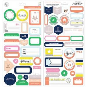 Bilde av Pinkfresh Studio Cardstock Stickers