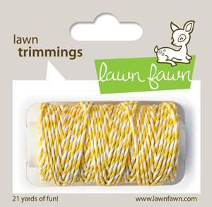 Bilde av Lawn Fawn Lemon Single cord