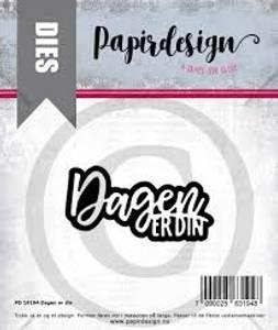 Bilde av Papirdesign Dagen er din dies