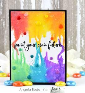 Bilde av Picket Fence Studios Color Can Heal the Soul