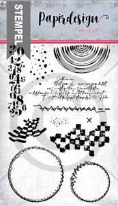 Bilde av Papirdesign Tekstur stempel