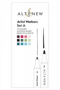 Bilde av Altenew Artist Markers Set A
