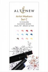 Bilde av Altenew Artist Markers Set C