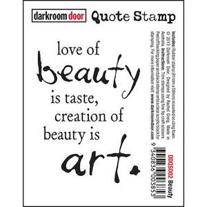 Bilde av Darkroom Door Texture Stamp - Beauty