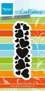 Bilde av Marianne design Craftables Punch die Hearts
