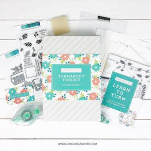 Bilde av Concord & 9th Everyday Bouquet Turnabout Toolkit