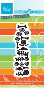 Bilde av Marianne design Craftables Punch die Cats & Dogs