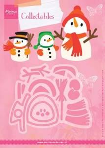 Bilde av Marianne design Collectables Eline's Snowman die