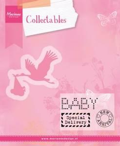 Bilde av Marianne design Collectables Stork die