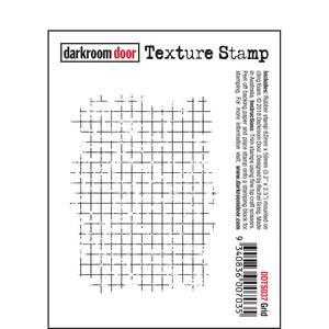 Bilde av Darkroom Door Texture Stamp - Grid
