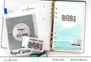 Bilde av Altenew 2021 Stamp Set