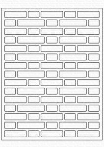 Bilde av MFT Brick Wall Cover-Up die