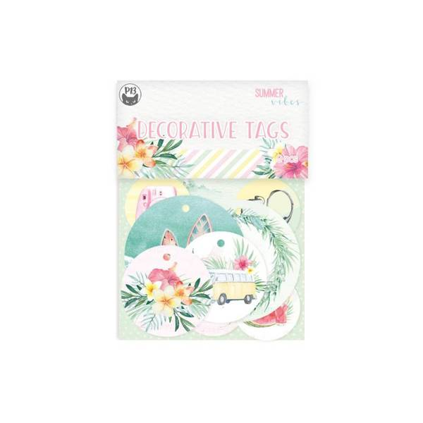 P13 Decorative Tags Summer Vibes 01