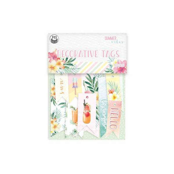 P13 Decorative Tags Summer Vibes 02