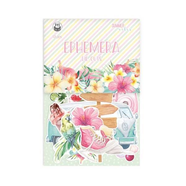 P13 Ephemera Set Summer Vibes