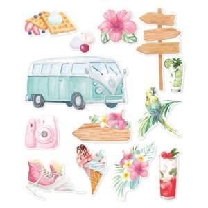 Bilde av P13 Ephemera Set Summer Vibes