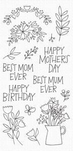 Bilde av MFT Mother's Day Bouquet dies