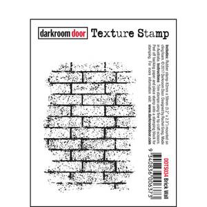 Bilde av Darkroom Door Texture Stamp - Brick Wall