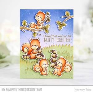Bilde av MFT Squirrel stamp set