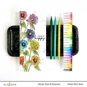Bilde av Altenew Woodless Watercolor Pencil 24 Set