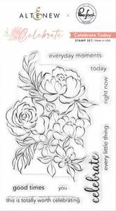 Bilde av Altenew + Pinkfresh Studio Celebrate Today die
